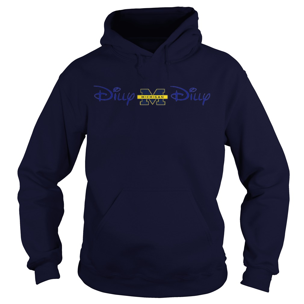 Michigan Dilly Dilly Hoodie