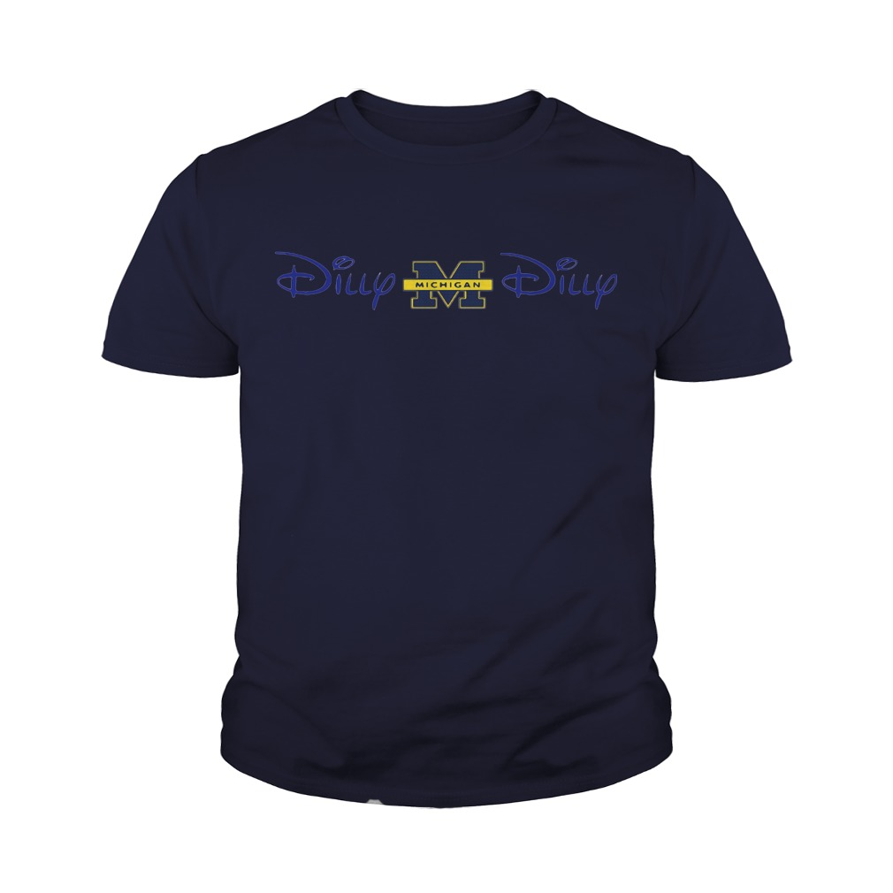 Michigan Dilly Dilly Youth shirt