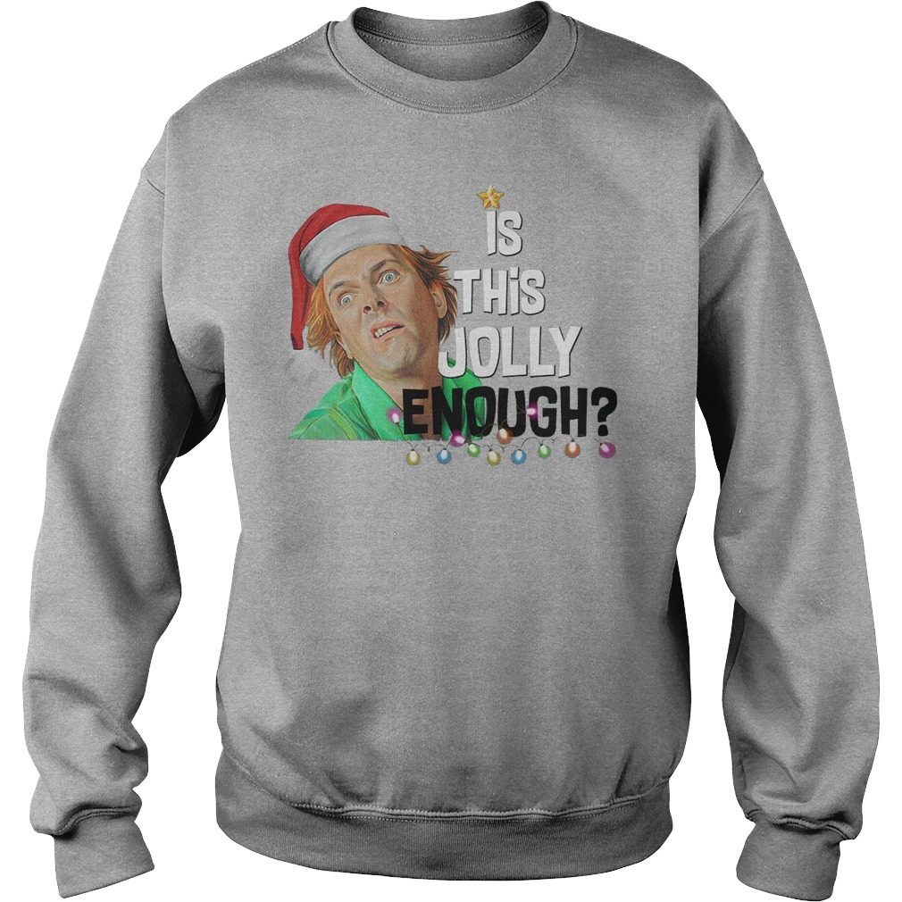 ELF Christmas is this Jolly enough sweater