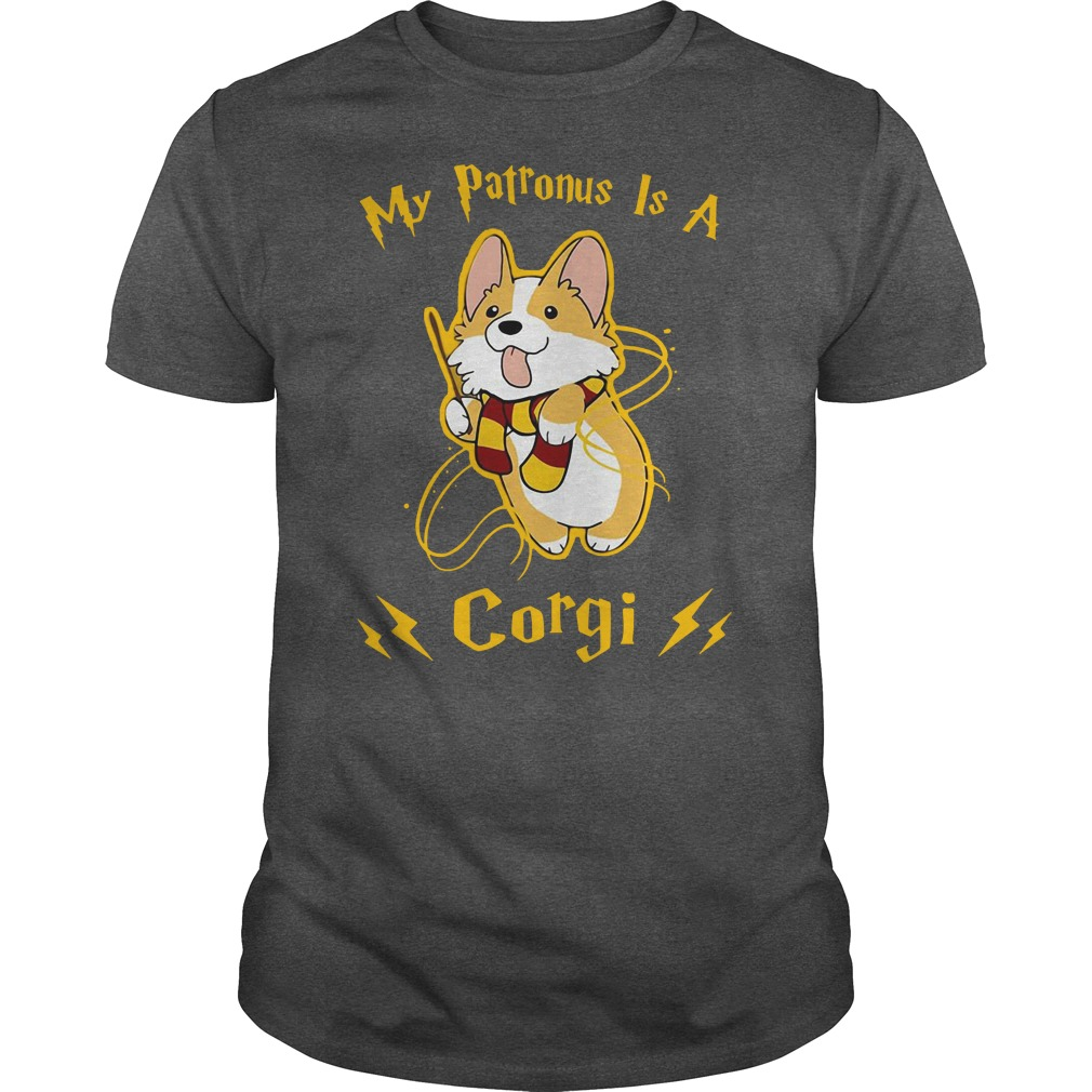 My patronus is a Corgi shirt
