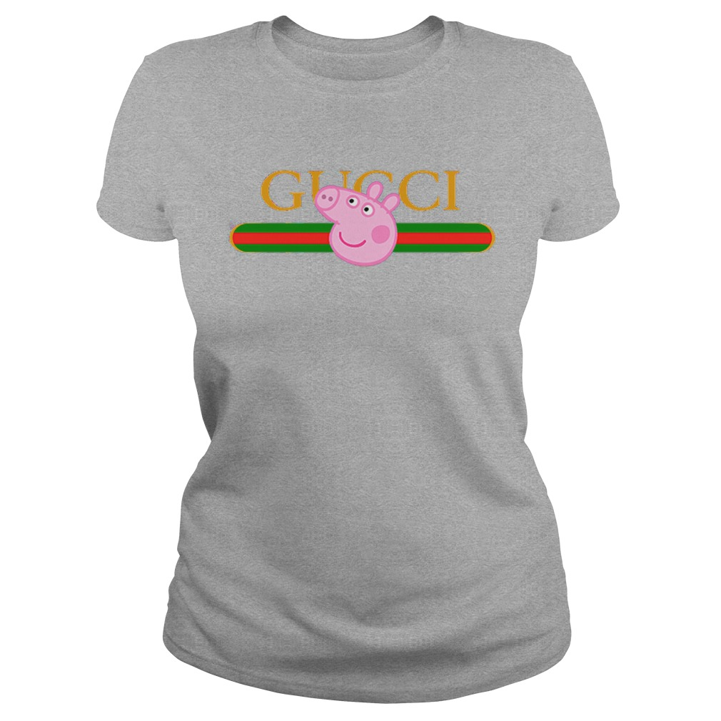 Official Peppa pig Gucci ladies tee