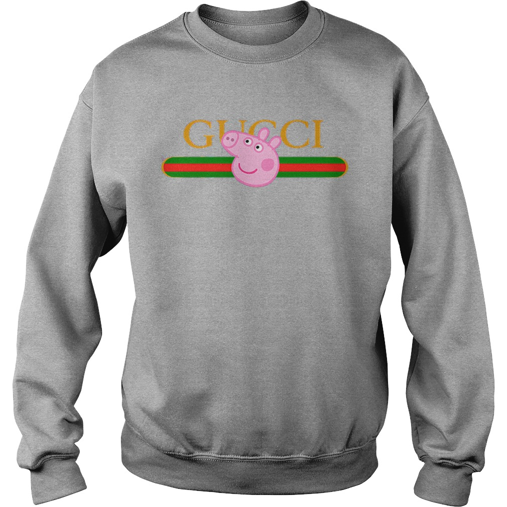 Official Peppa pig Gucci sweater