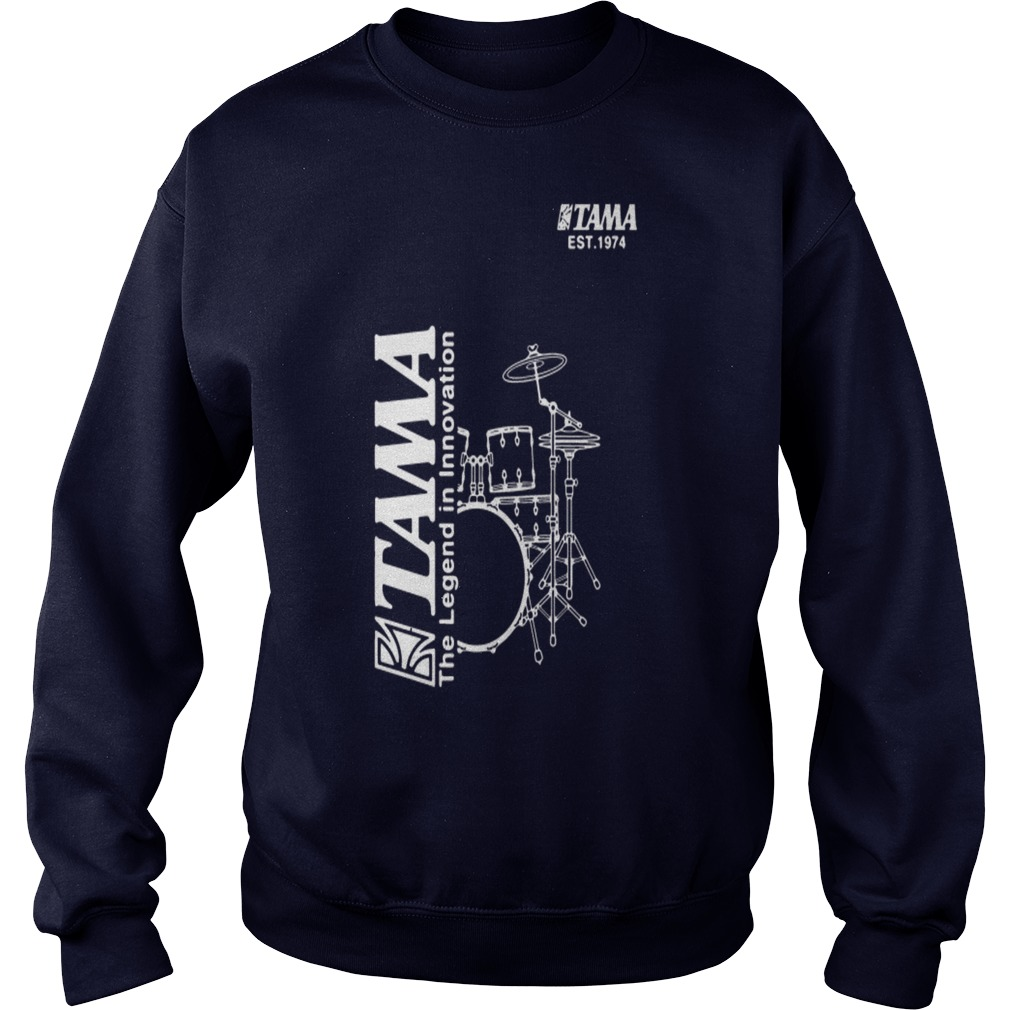 Tama Drum The Legend In Innovation sweater