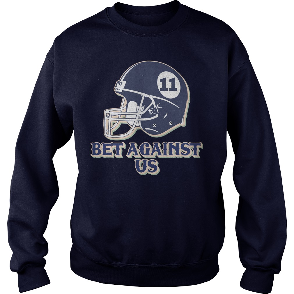 Bet against us 11 sweater
