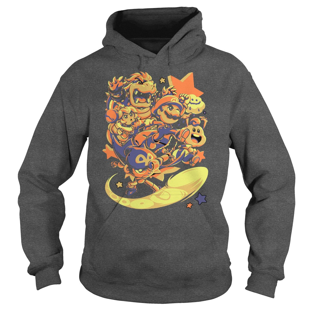 Games Done Quick Seven Stars hoodie