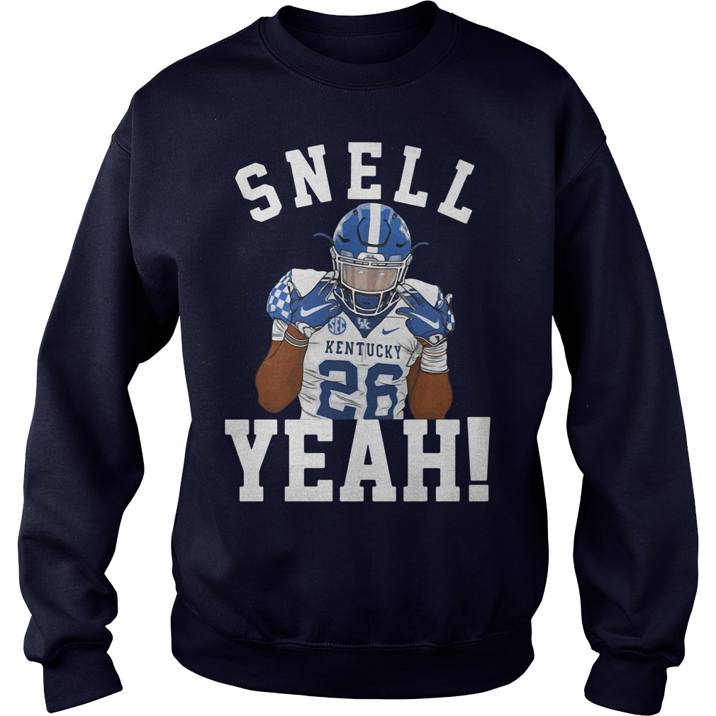 Snell Kentucky 26 yeah kid sweater