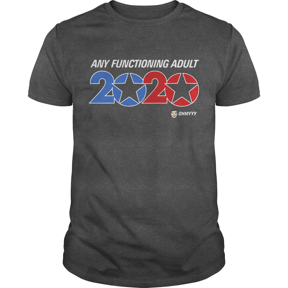 George Takei any functioning adult 2020 women shirt