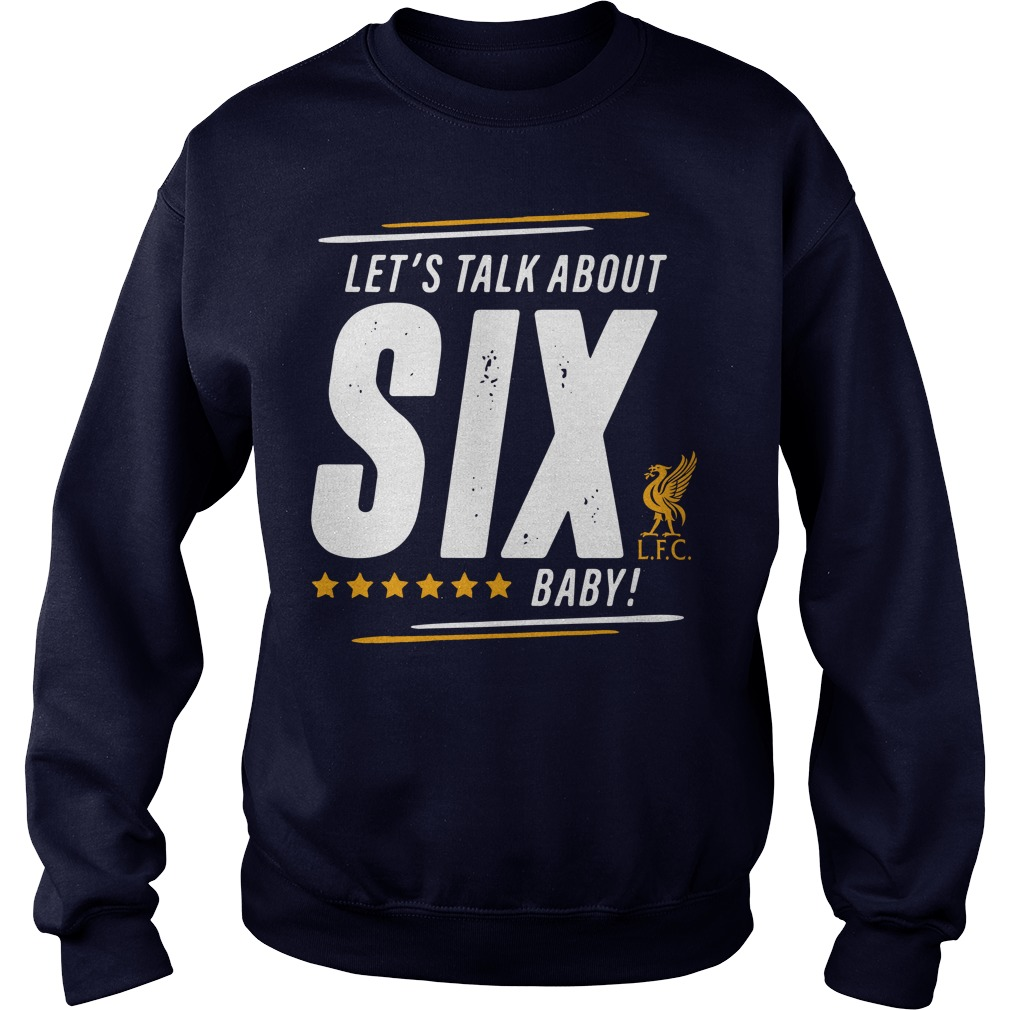 Let's talk about six baby shirt sweater