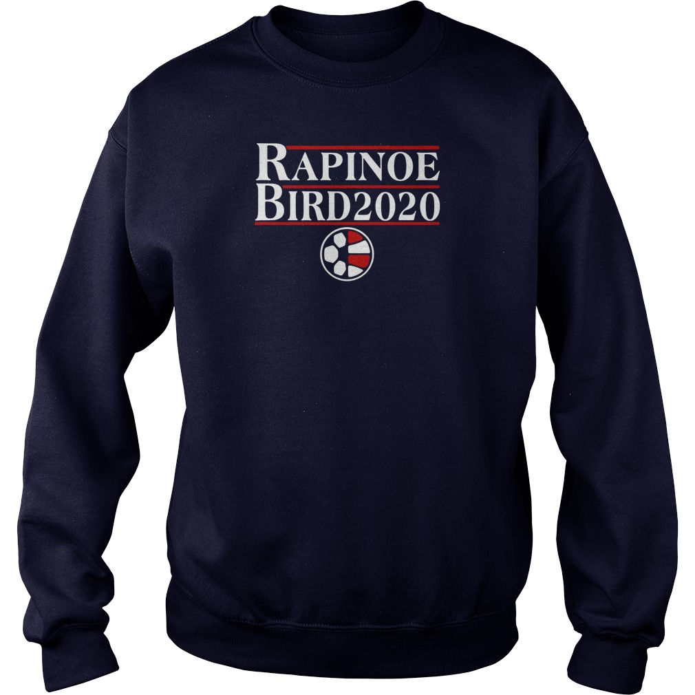 Rapinoe Bird 2020 shirt sweater