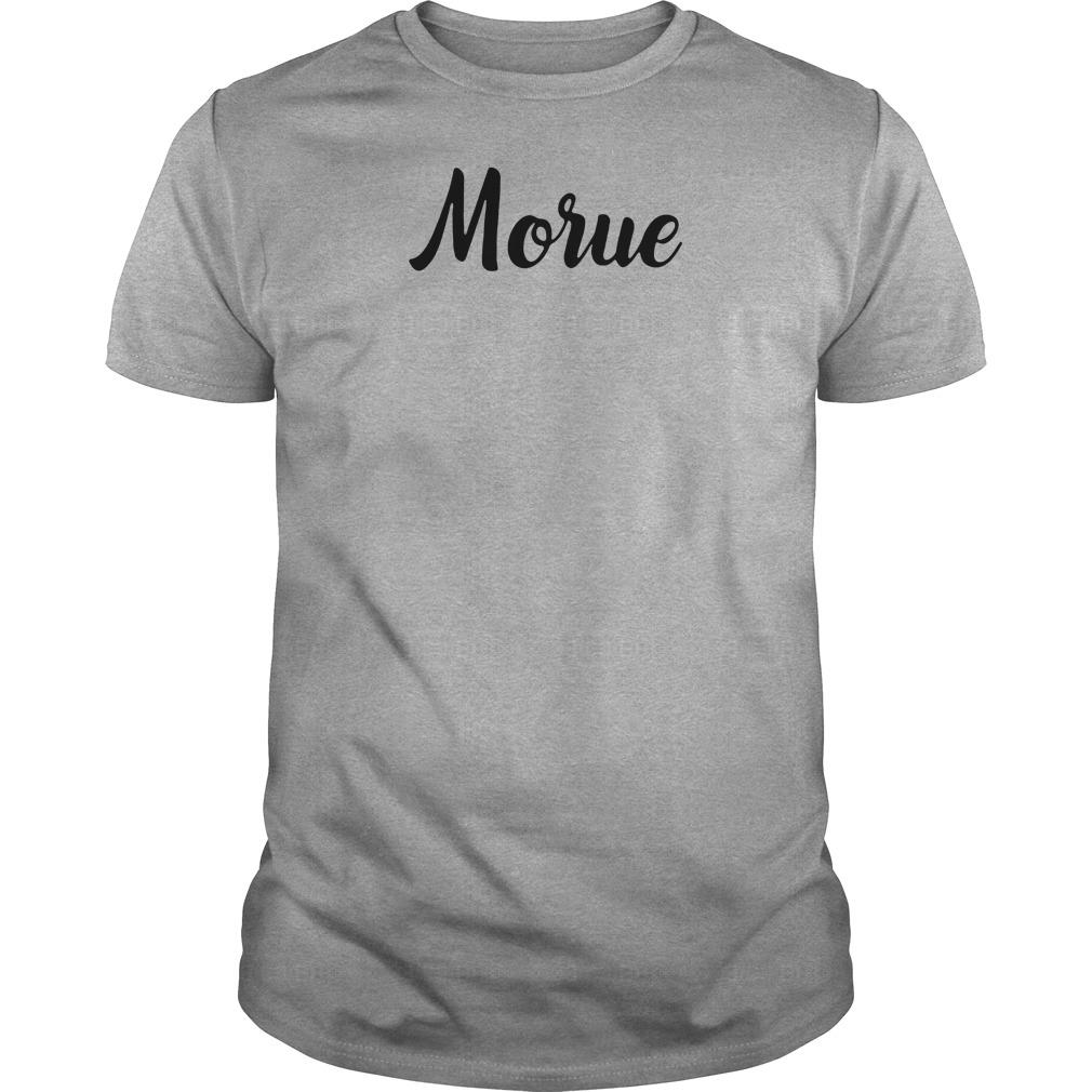 Official Morue shirt