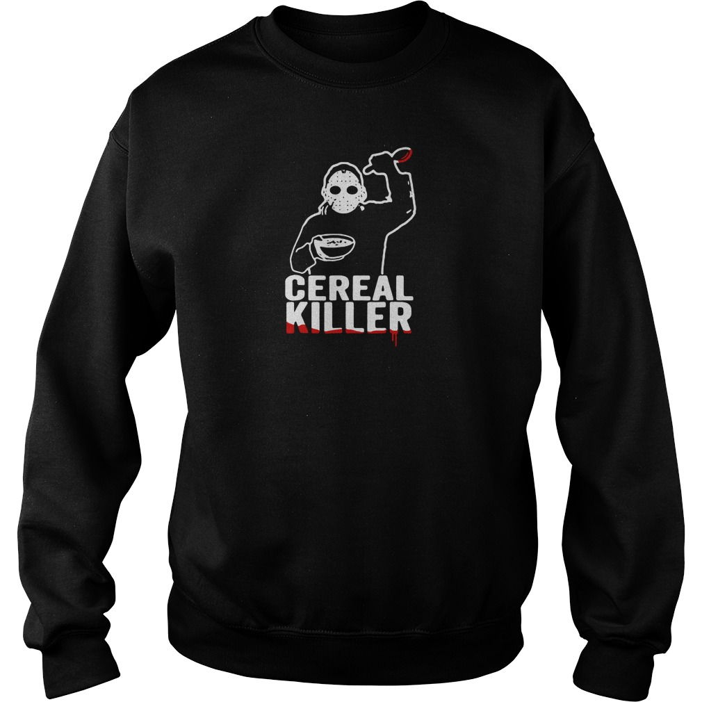 cereal killer shirt sweater