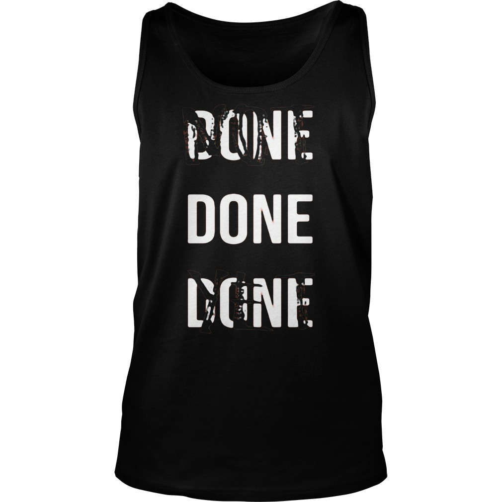 Not Done Yet Tank Top
