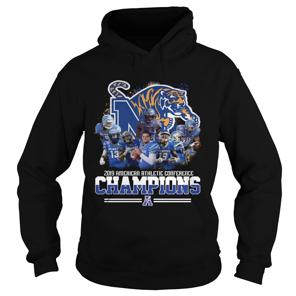 2019 Players American Athletic conference football champions  Hoodie