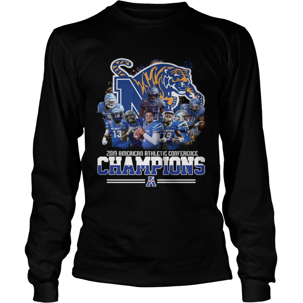 2019 Players American Athletic conference football champions  LongSleeve