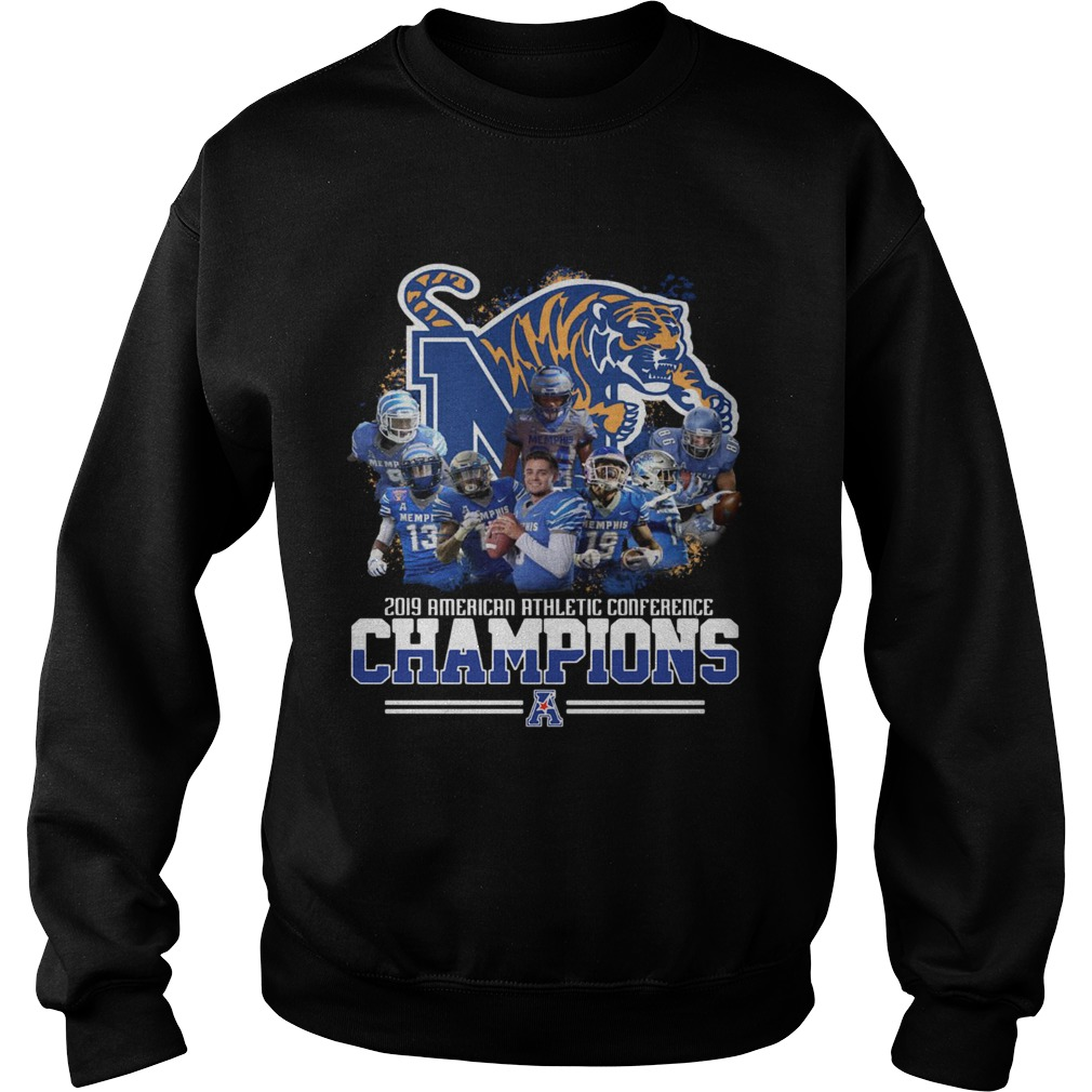 2019 Players American Athletic conference football champions  Sweatshirt