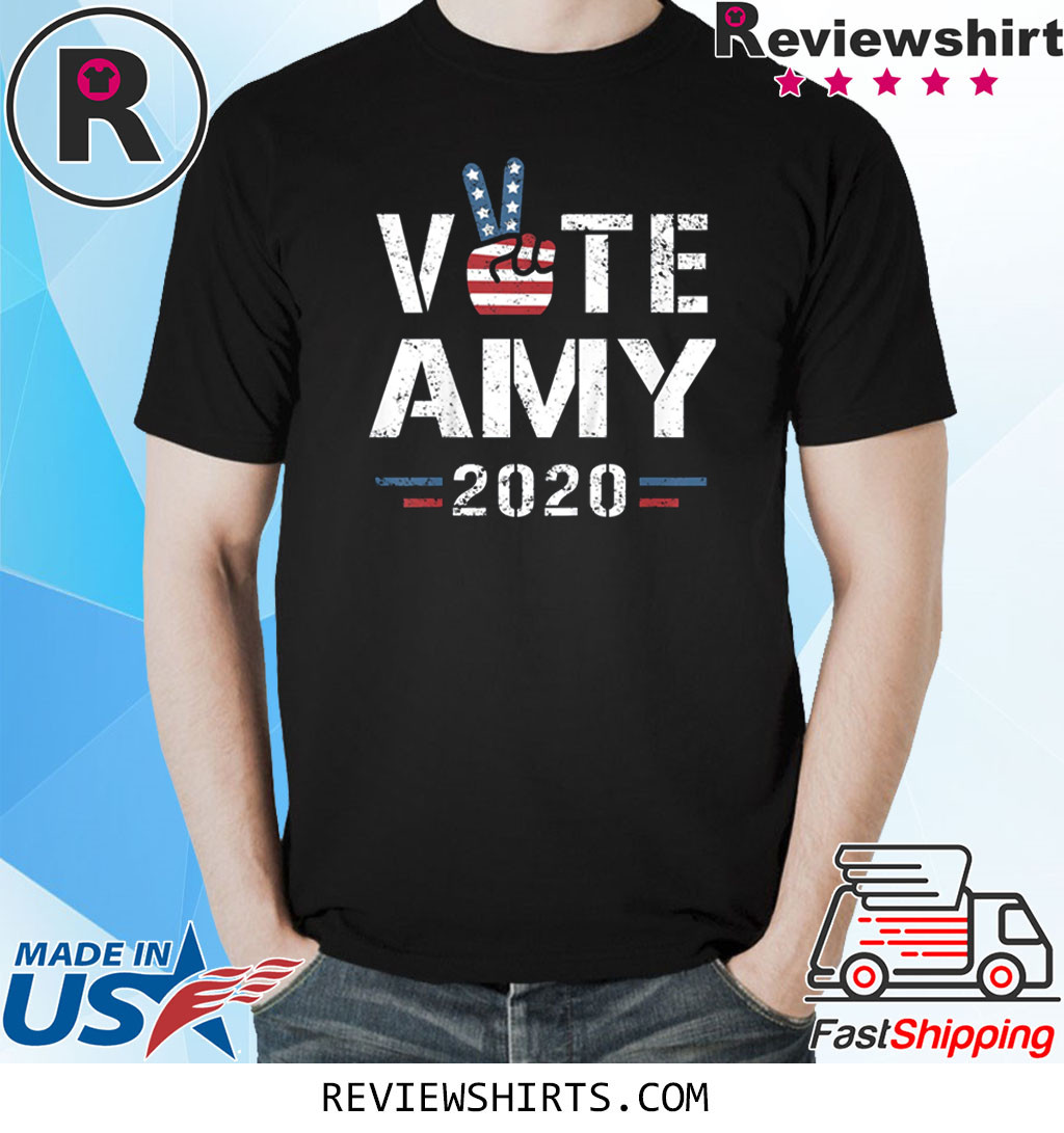 Amy Klobuchar for President Amy Klobuchar 2020 T-Shirt