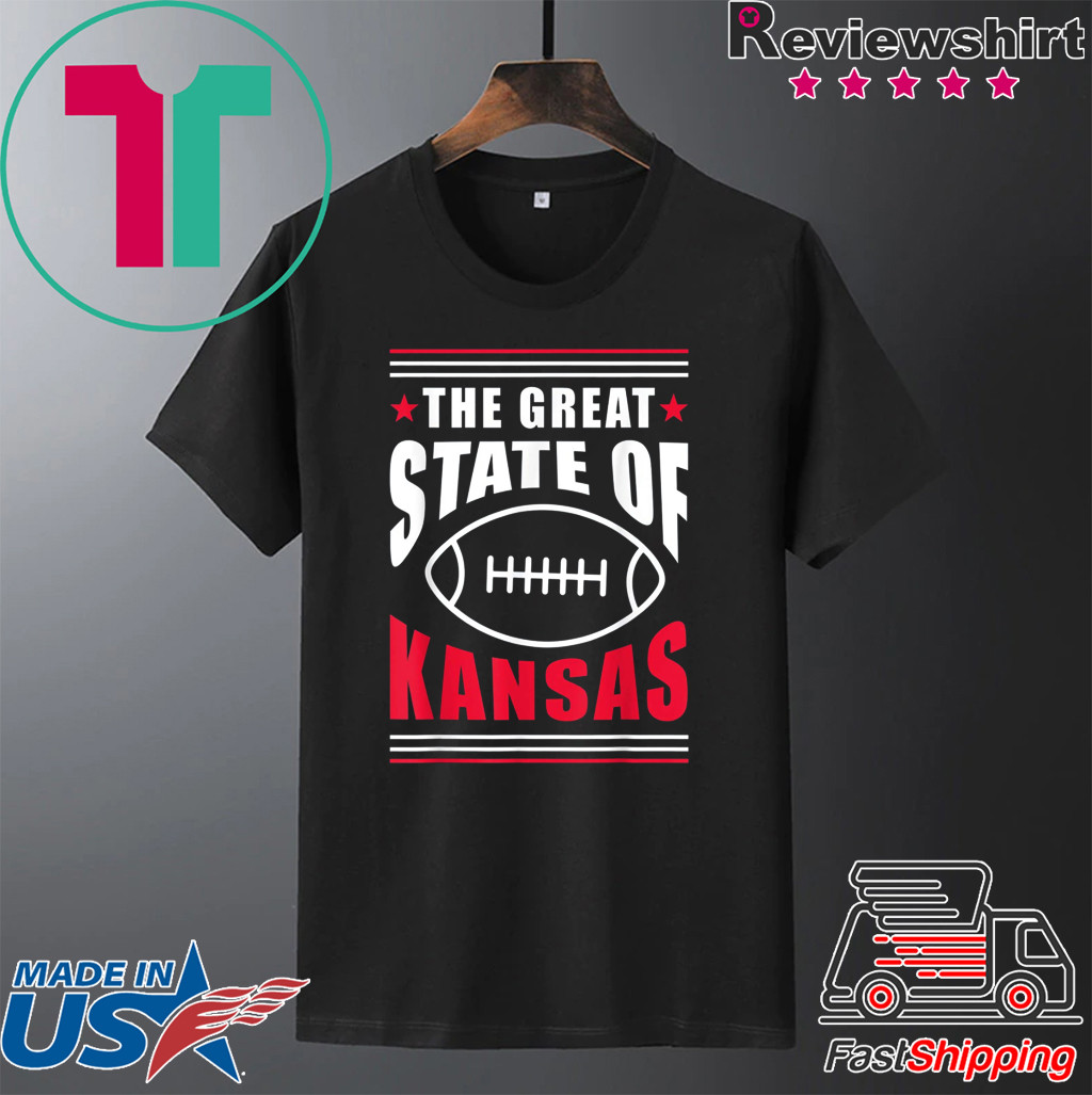 The Great State of Kansas Tees T-Shirt