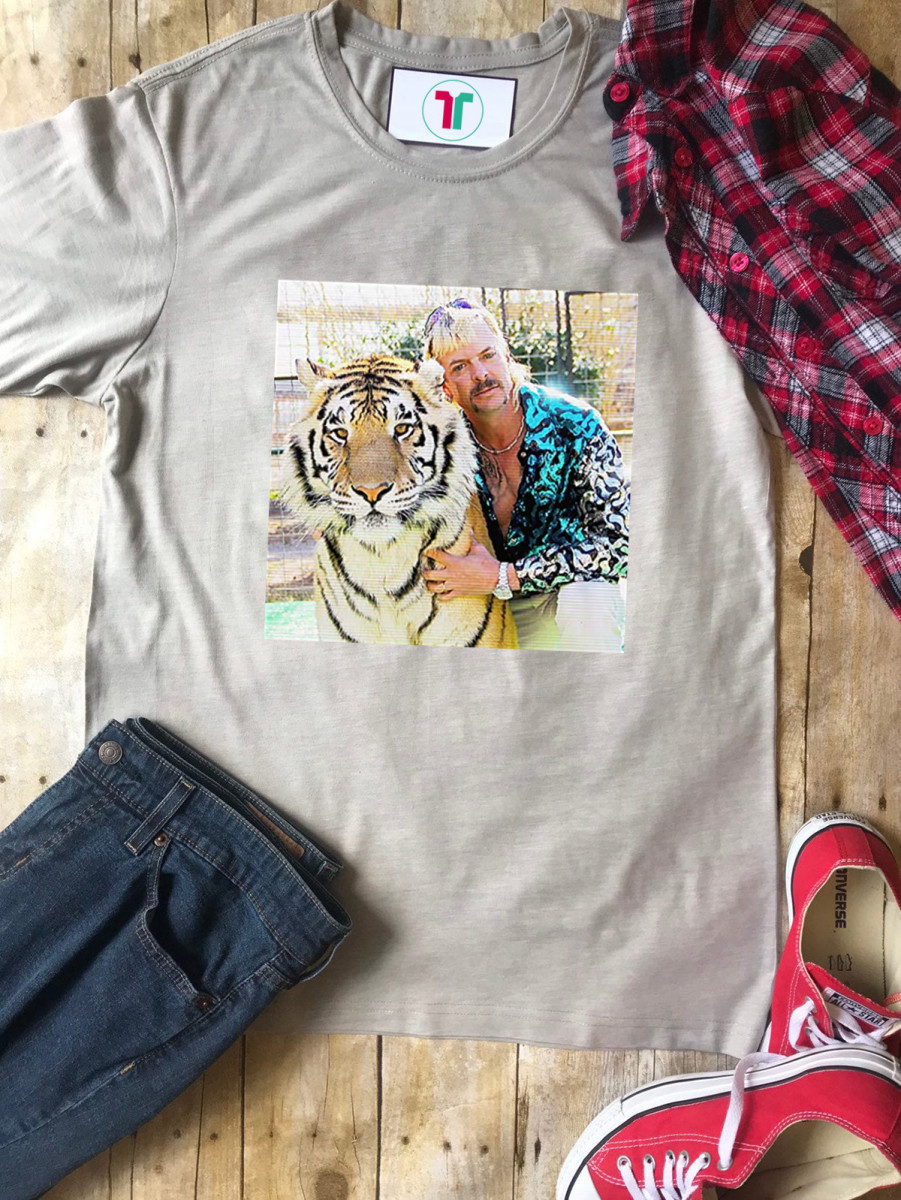 Tiger King Free Joe Exotic 2020 T-Shirt