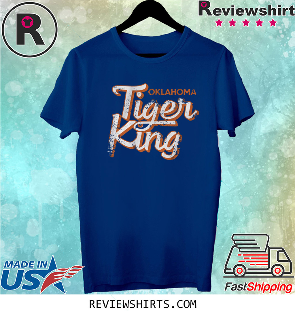 Tiger King Oklahoma Shirt