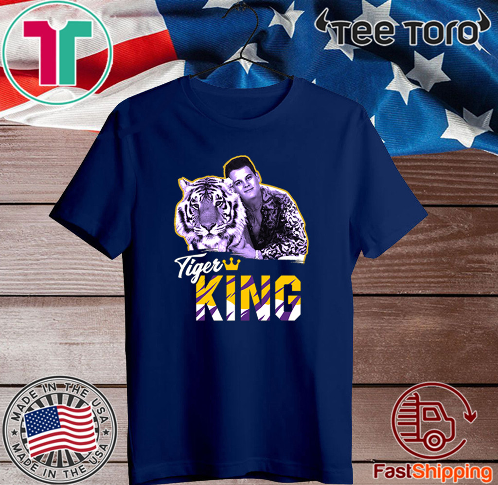 Tiger King Shirt
