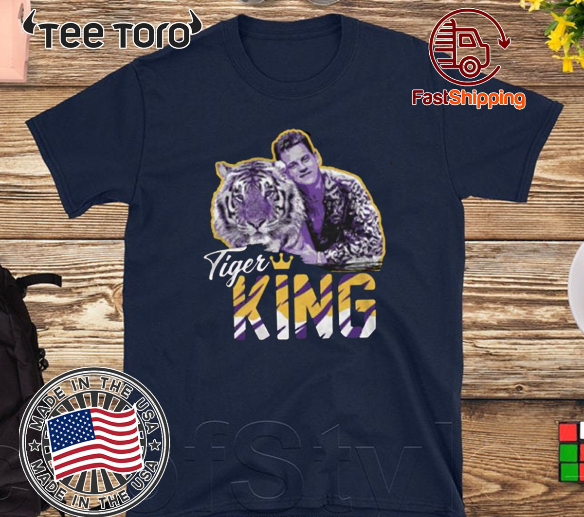 Tiger King Shirt #Tiger2020