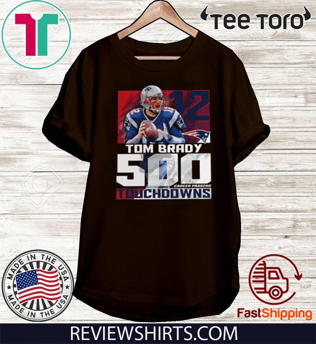 TOM BRADY NEW ENGLAND PATRIOTS SHIRT