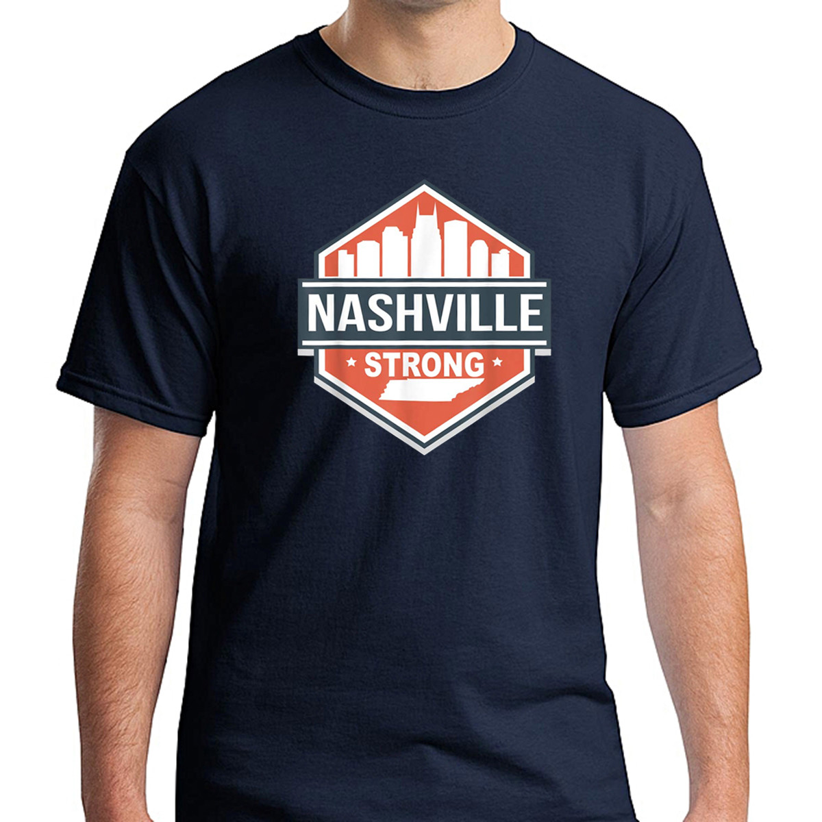 Tornado Nashville Strong Shirt