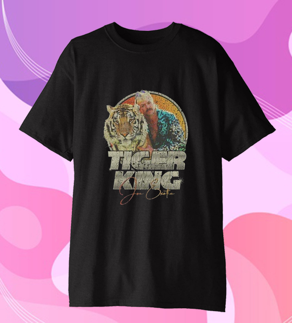 Tiger King 1999 Vintage T-Shirt